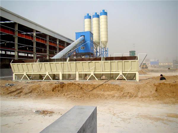 Хороший качественный стационарный бетонный завод