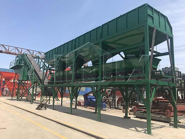 высокие и качественные мобильные бетоносмесительные установки