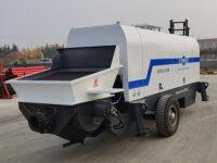 Россия: бетононасос прицепной 80 м3/ч